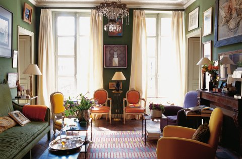 Love what you ve done with the place the paris apartment for Interiors paris