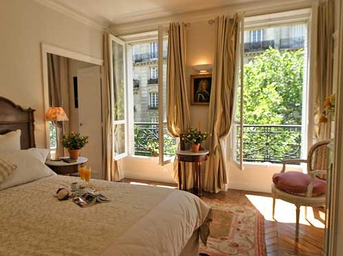 what am i doing here?  the paris apartment