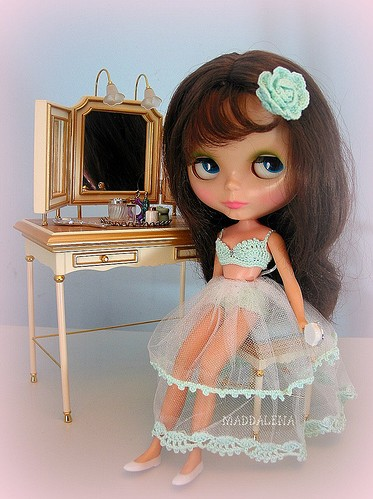 blythe Boudoir doll by Kenner-Renaissance-on-Flickr