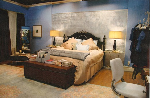 it s a really big show the paris apartment. Black Bedroom Furniture Sets. Home Design Ideas