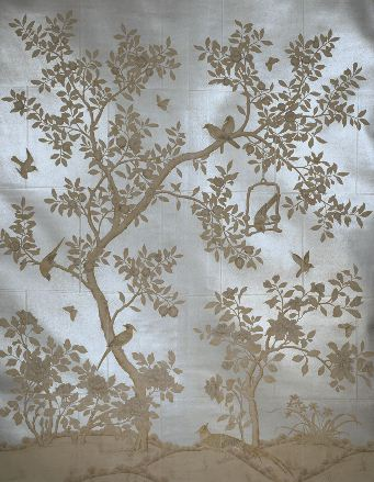 Gracie Studios Wallpaper The Paris Apartment