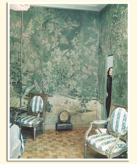 Apartment Wallpaper: Gracie Studios Wallpaper
