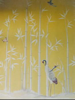 These walls can talk the paris apartment for High end wallpaper