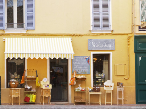 french riviera antique & secondhand shops  (1/6)
