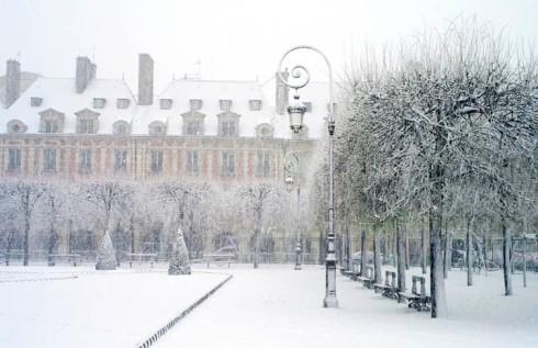 Place des Vosges Carla Coulson