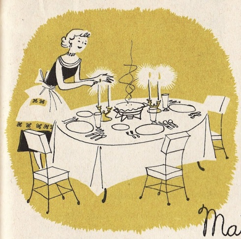 thanksgiving vintage cookbook