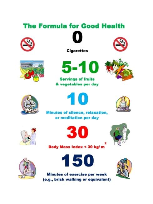 Formular-for-Good-Health-10-11