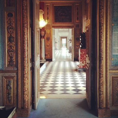 Chateau Vaux le Vicomte by norma theisson