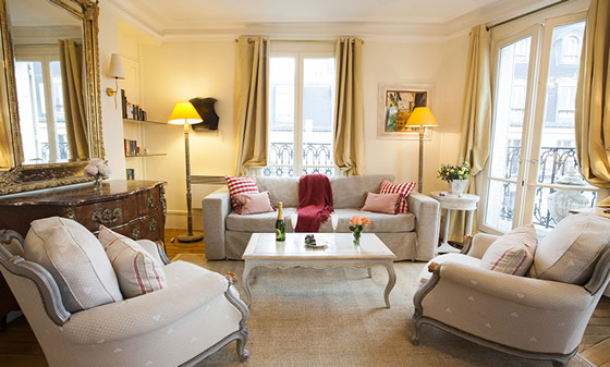 this just in - the perfect paris apartment (3/4)