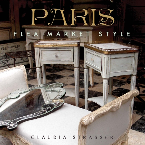 HI RES COVER Paris Flea Market Style
