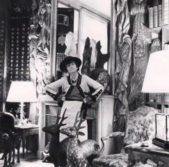 NPG x40050; Coco Chanel by Cecil Beaton