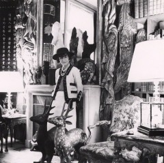 NPG x40051; Coco Chanel by Cecil Beaton
