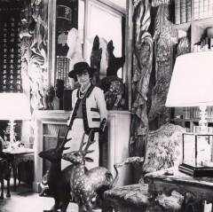 NPG x40051; Coco Chanel by Cecil Beaton