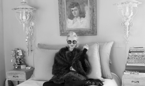 Linda-Rodin-glamorous-at-home-glamorous-interior-design-ideas-beautiful-older-models-individual-interior-design-stylish-older-women-models-style-blog-alison-cosier-grey-chic
