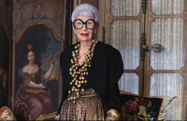 Iris apfel the paris apartment for Young interior designers nyc