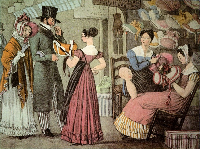 1822-Millinery-shop-Paris-Chalon