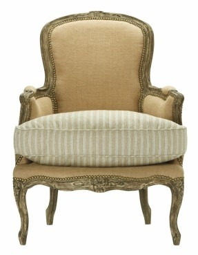 a-salute-to-the-classic-french-bergere-chair-the-carved-frame-jute-burlap-wrap-nailhead-trim-and-seat-cushion-outfitted-in-a-vintaged-ticking-stripe
