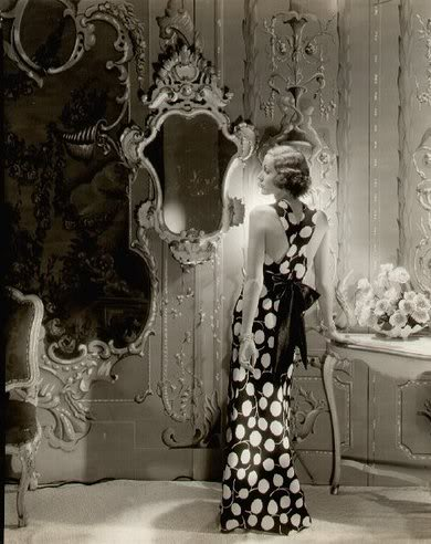 Old Hollywood Vanity - 1940sVogue