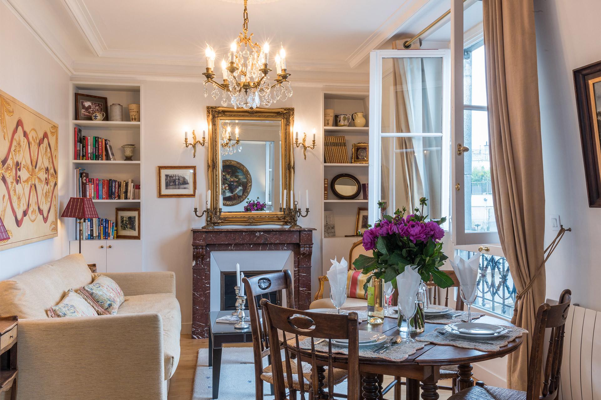 captivating jl deniot paris living room apartm | Paris | the paris apartment